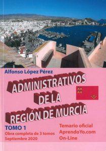 Administrativos Región de Murcia CARM