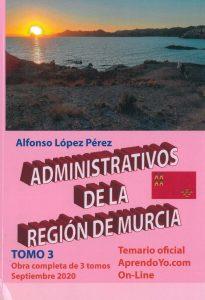 Libro Administrativos Región de Murcia 3