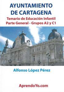 Libro Oficial Educación Infantil Parte General Ayuntamiento de Cartagena