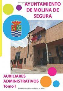 Libro oficial Aprendoyo.com Auxiliares Ayuntamiento de Molina de Segura, tomo 1